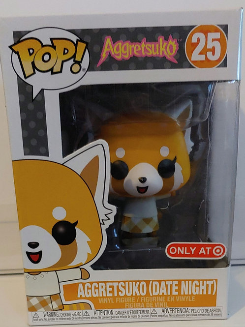 Aggretsuko Date Night pop-- Target exclusive