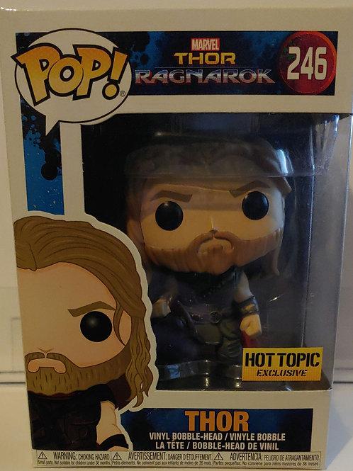 Funko Ragnarok Thor exclusive