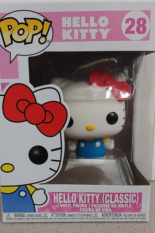 Classic Hello Kitty Pop