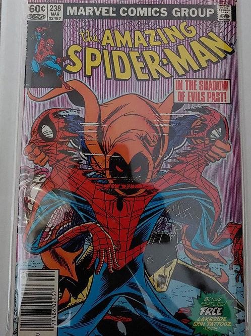 Amazing Spider-man 238--Key