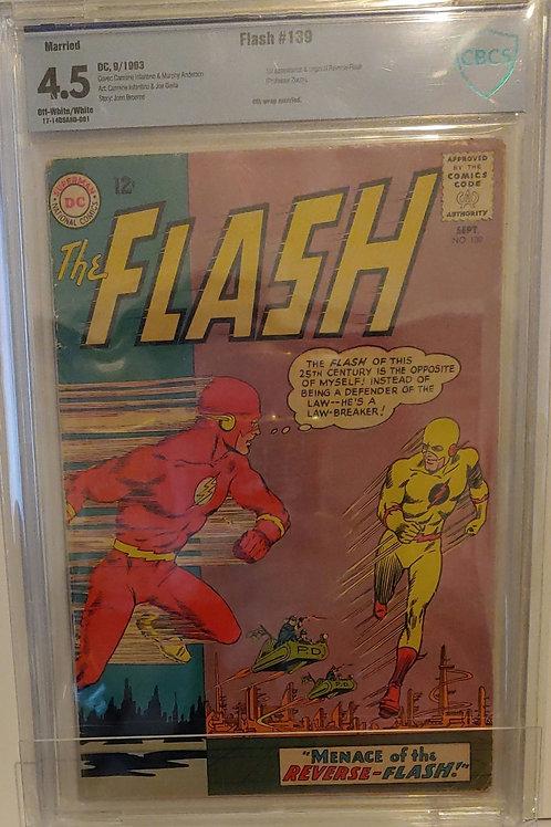 The Flash #139 - Key Book!