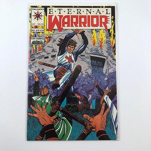 Eternal Warrior  25