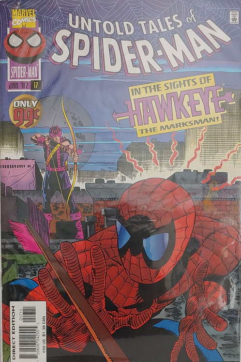 Untold Tales of Spider-man #17 NM