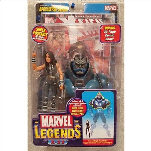 Marvel Legends X-23 Apocalypse Series