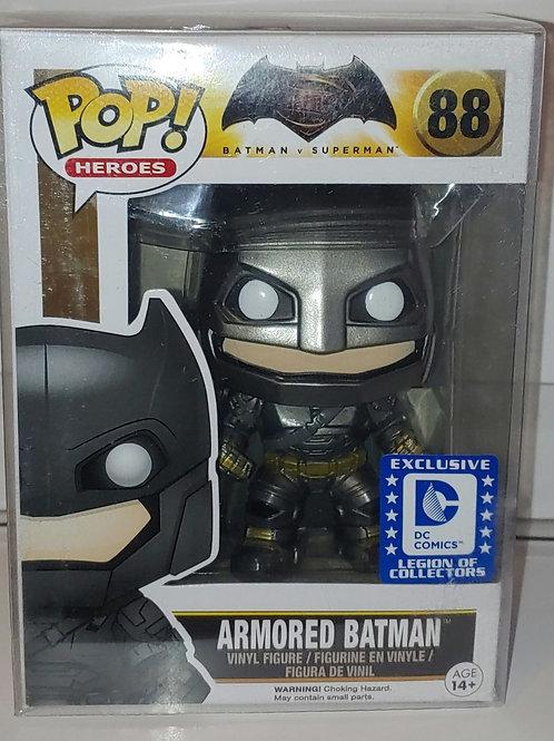 Legion of Collectors Armored Batman exclusive