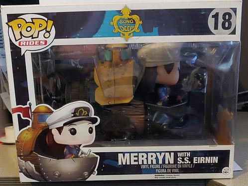 Merryn with SS Eirnin