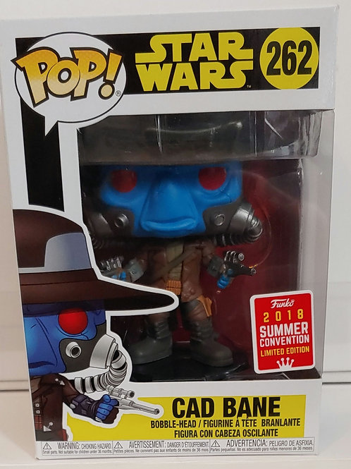Star Wars Cad Bane shared convention exclusive