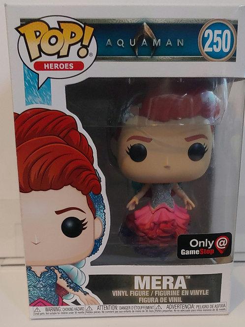 Aquaman movie Mera Gamestop exclusive