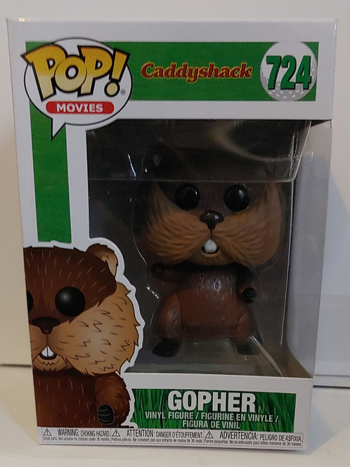 Caddyshack Gopher pop