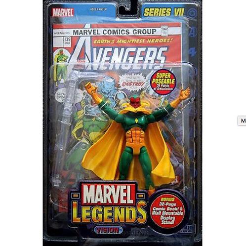 Marvel Legends Vision Series 7