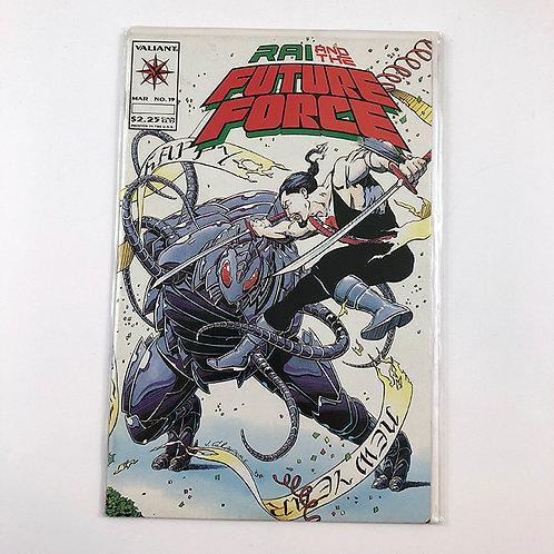 Rai and the Future Force May No. 19