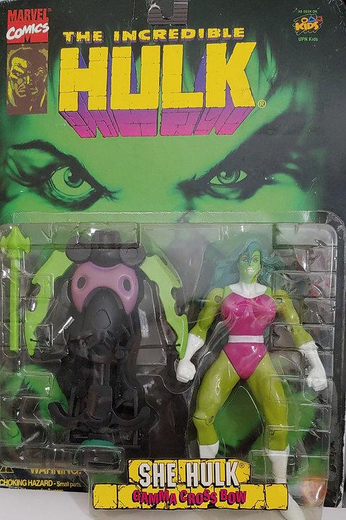 She Hulk Gamma Cross Bow