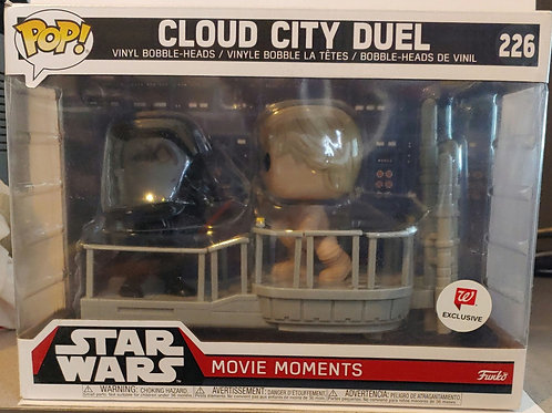 Funko Pops Star Wars Cloud City Duel