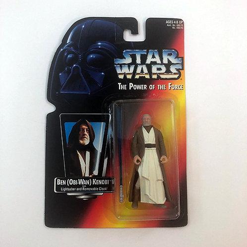 Star Wars The Power of the Force Ben (Obi-Wan) Kenobi