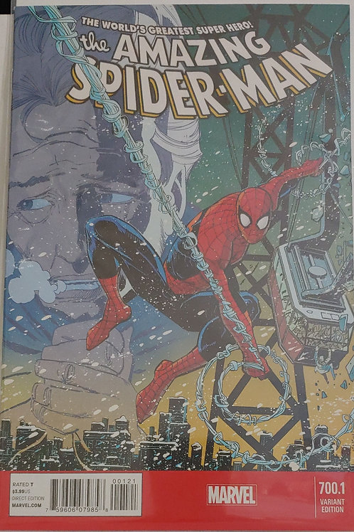 Amazing Spider-man #700.1-variant