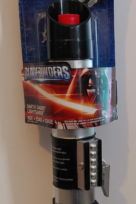 Star Wars Bladebuilders Darth Vader Lightsaber