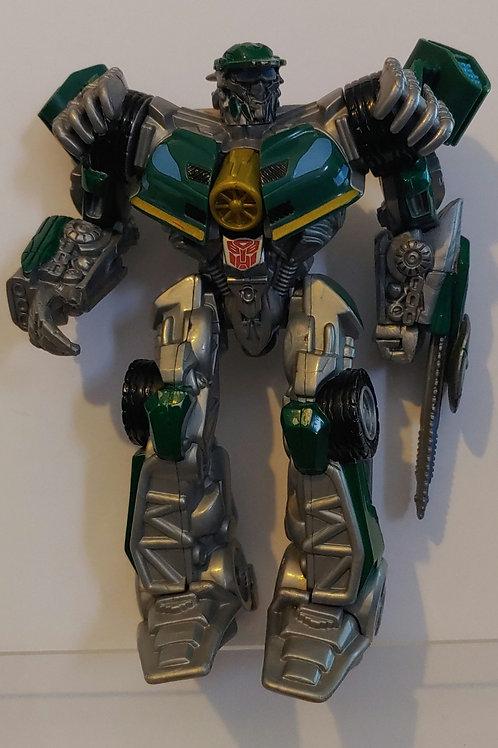 Transformers DOTM Robo Fighters Roadbuster