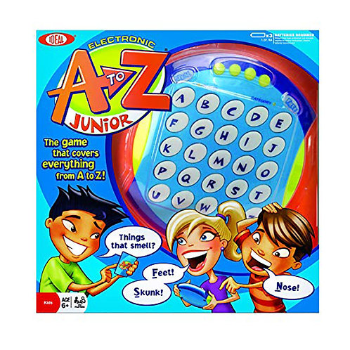A to Z Junior Game