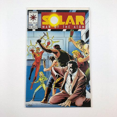 Solar Man of the Atom Oct No. 26