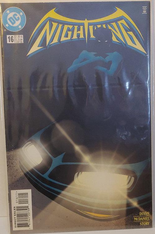 Nightwing # 16