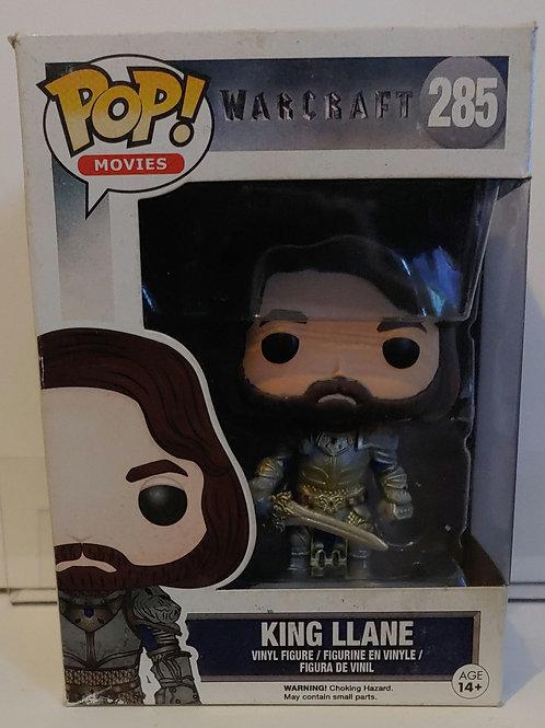 Warcraft King Llane