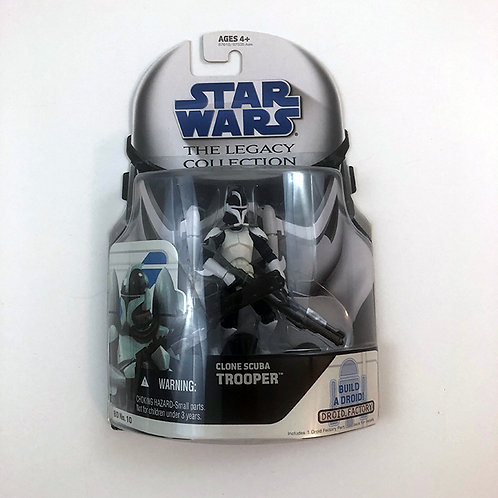 Star Wars The Legacy Collection Clone Scuba Trooper