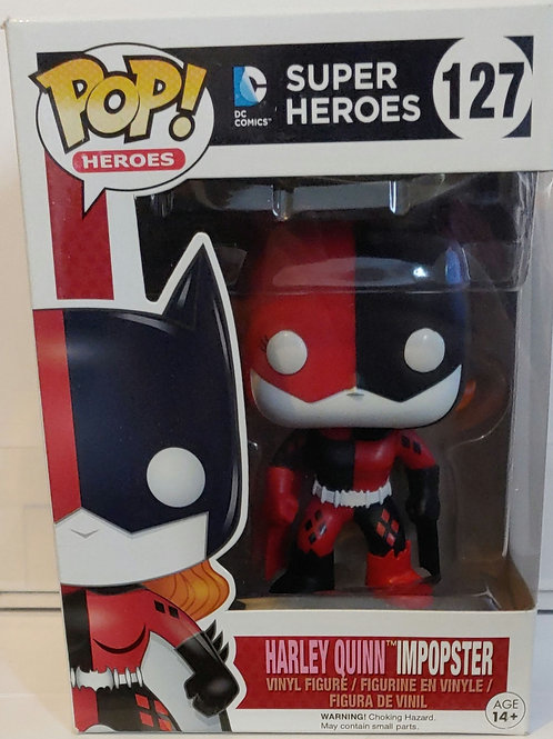 Harley Quinn Imposter pop