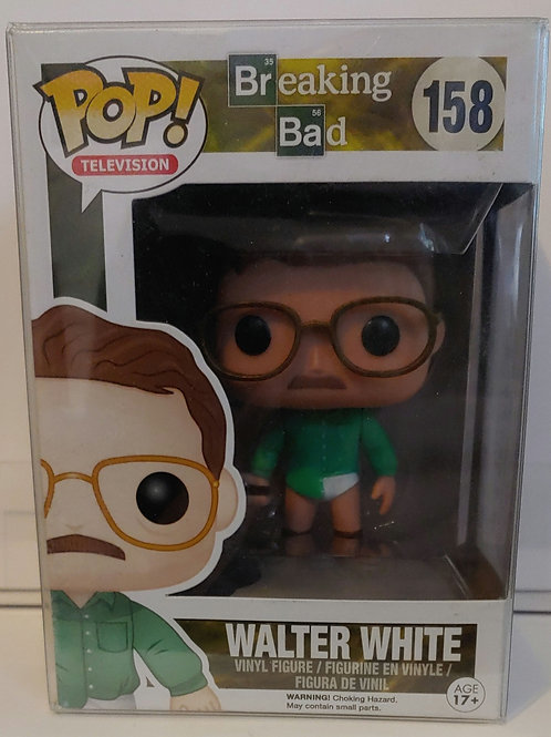 Breaking Bad Walter in his underwear