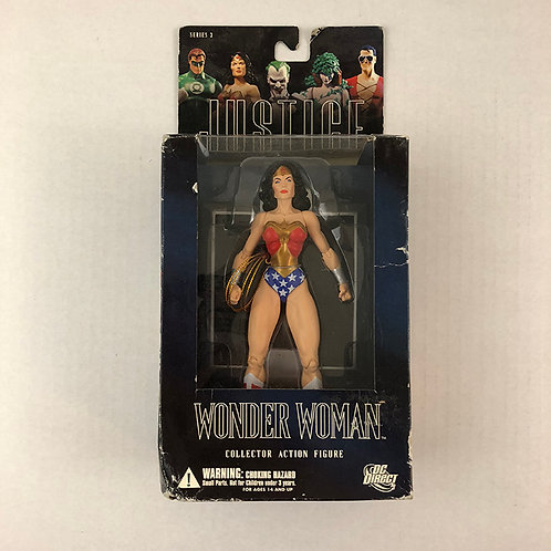 Justice Collection Action Figure Wonder Woman