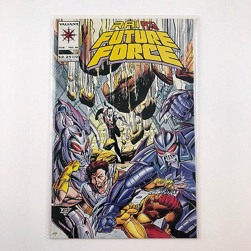 Rai and the Future Force Feb No. 18