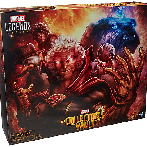 The Legends Series (The Collector_s Vault)