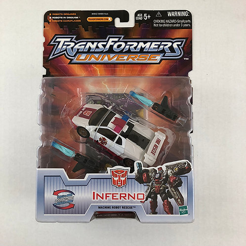 Transformers Universe Robots in Disguise Infreno