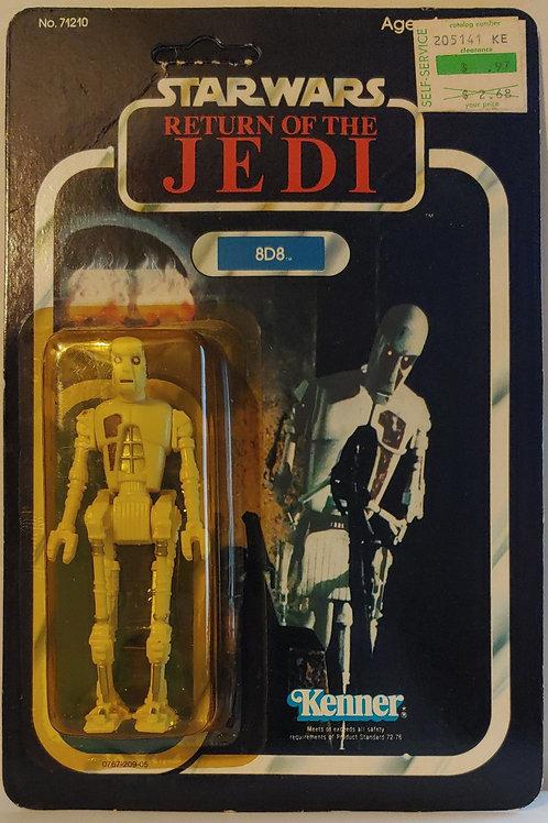 Star Wars Return of the Jedi 8D8