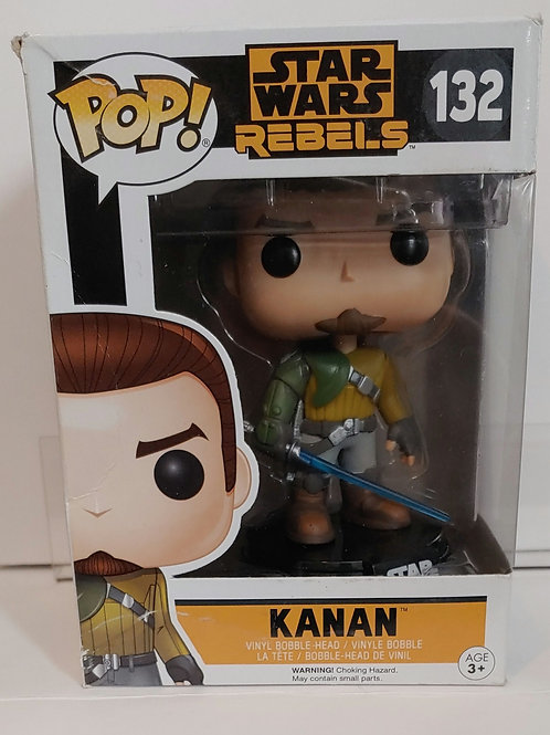 Star Wars Rebels Kanan- damaged box