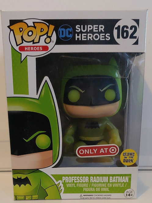 Professor Radium Batman- GITD Target exclusive