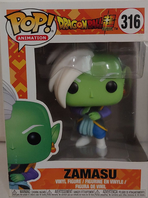 Dragonball Zamazu Pop
