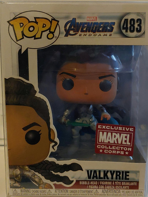 Funko Avengers Valkyrie exclusive