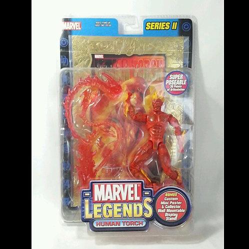 Marvel Legends Human Torch Series 2