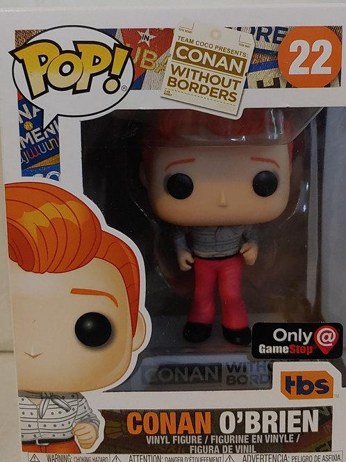 Conan O'Brien K-Pop exclusive