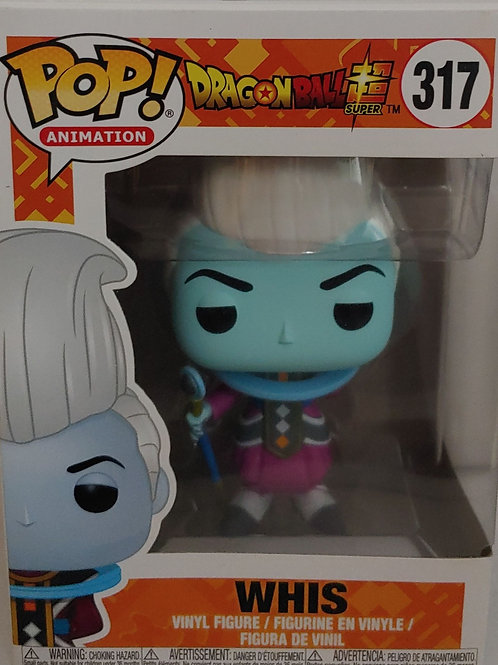 Dragonball Whis Pop