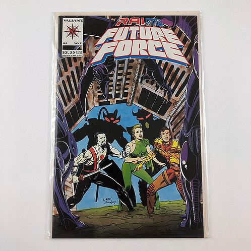 Rai and the Future Force Jul No.11
