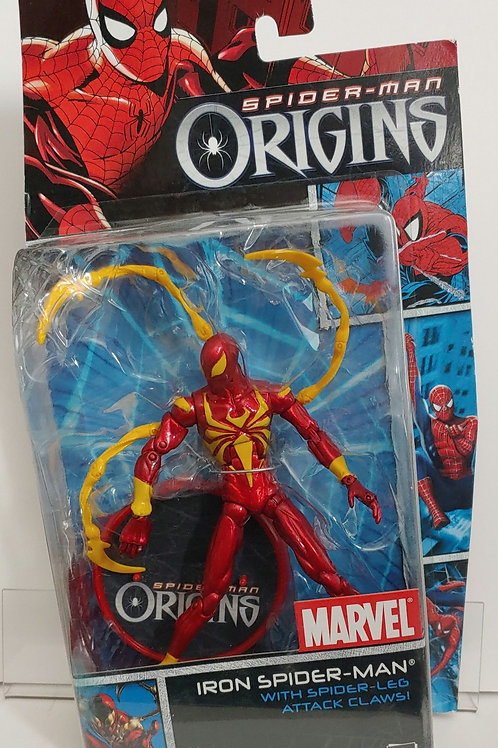 Spider-man Origins Iron Spider