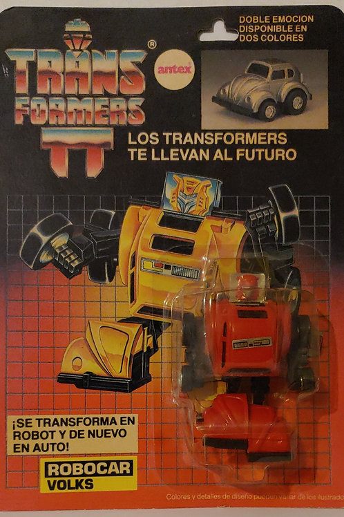Argentine Transformers Red Bumblebee