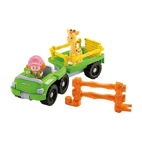 Little People Animal All-Terrain Vehicle