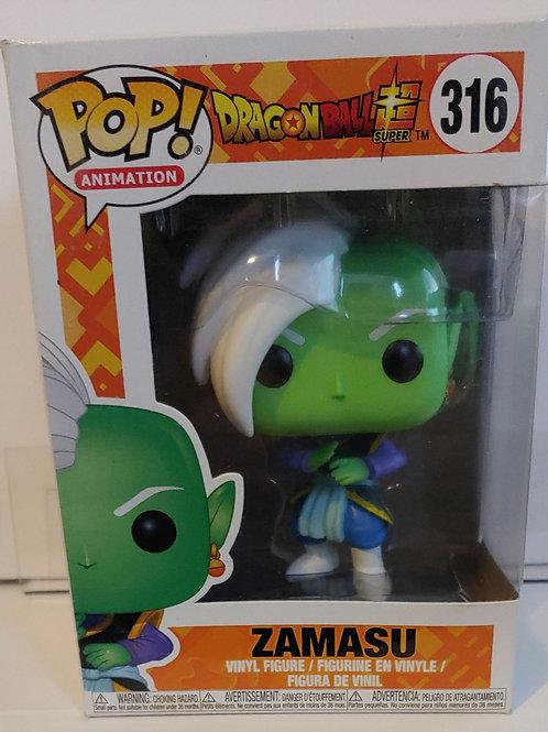 Dragonball Super Zamasu