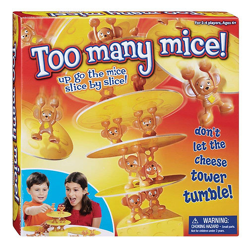 Too Many Mice Game