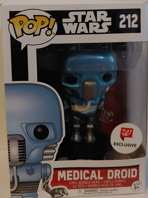 Star Wars Medical Droid exclusive