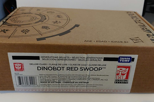 Transformers Dinobot Red Swoop-- sealed in the box