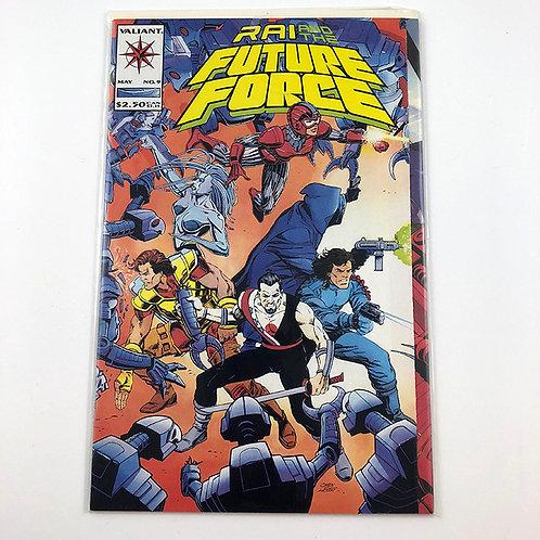 Rai and the Future Force May No. 9
