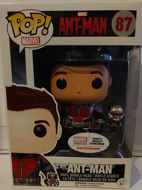 Funko Marvel Collector's Corps Ant-man